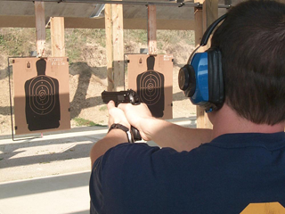 Pistol Shooting and Training